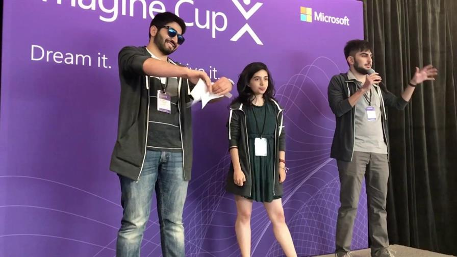 Student Developer Competitions | Imagine Cup